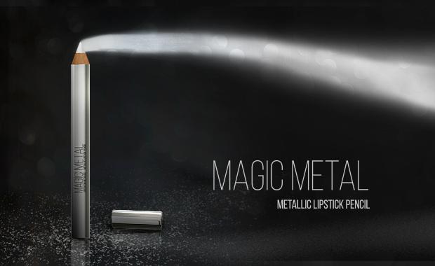 MB Boca Lápis Magic Metal